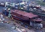 Luftbild Werft
